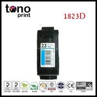 1823D printer ink cartridge 23 for HP 23 inkjet cartridge
