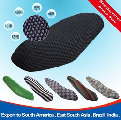 250cc chopper motorcycle Breathe and Fashion Air Mesh Seat Covers