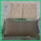 Fácil transporte 60*37cm natural material inflável forte controle de inundações e sacos de areia