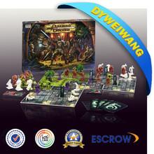 multi arcade game board
