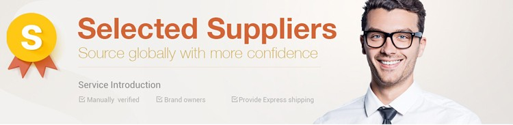 Selected Suppliers