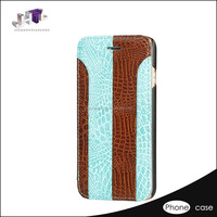 5 Inch Leather Case Cell Phone Portable Cover