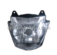 Motorcycle headlight,head lamp,motorcycle tail light,parts for YB100,YB125,CRYPTON,CY80,BWS100,AXIS90,AXIS100,DX100,RS100