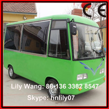 2015 best selling electric food cart/electric mobile cart for fast food (Skype: hnlily07)
