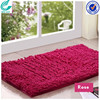 Anti-slip rubber backed washable rugs cheap floor tiles
