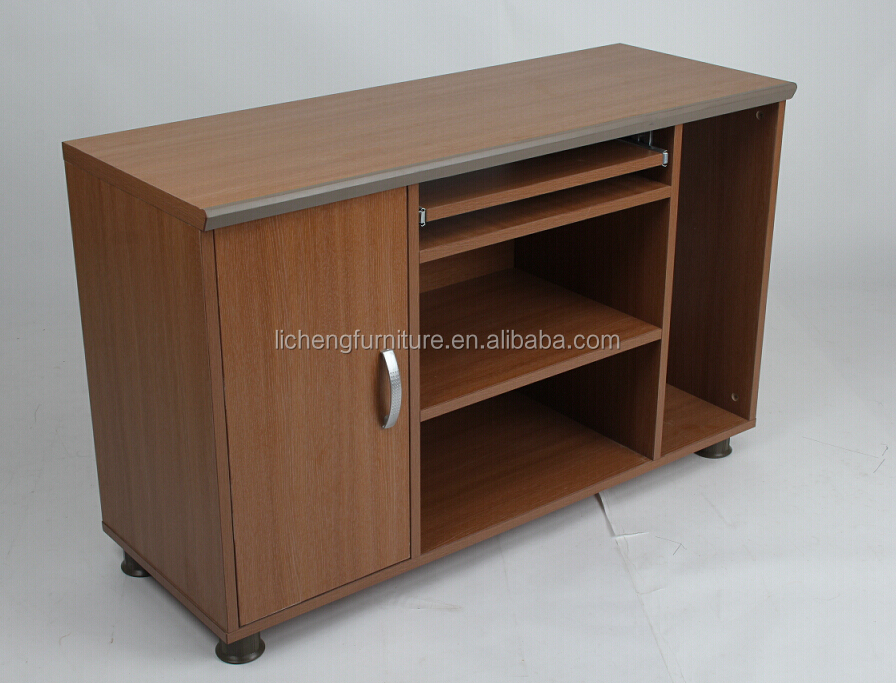 New design executive wooden office desk with drawer