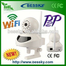 ip cameras set with TF Memory Card