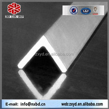 Hot rolled high quality ss400 q235 ms black mild carbon steel angle iron weights