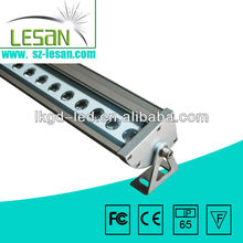 IP65 LED wall washer 3 in 1 rgb led wall washer 18W 24W 36W CREE DMX512