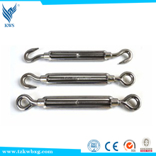 Stainless Steel Din1480 Small Turnbuckle for license form made in china