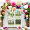 Party Colored Decoration Honeycomb paper balls,Wedding Decoration Paper Honeycomb