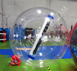 Giant inflatable clear ball, safe water zorb ball, TPU water walking ball