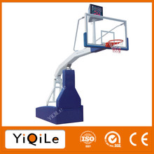 2015 hot sale electric hydraulic Basketball Stand