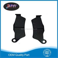 motorcycle brake pad for polaris atv