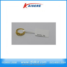 Alien chip uhf rfid hang jewelry tags used for jewelry management