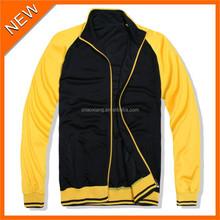 2015 Green healthy breatheable custom College League Jacket