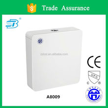 High quality plastic toilet cistern, toilet water tank(A8009)