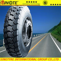 Chinese Brand Tyres Truck Big Truck Tyres for Sale Radial Truck Tyre