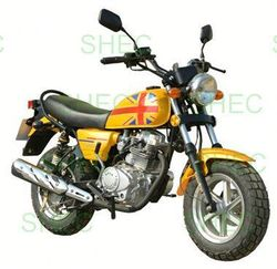 Motorcycle turn indicator signal light chopper