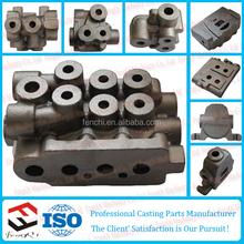 Professional production pump lost foam casting iron