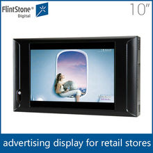 "flintstone 10.2"" lcd memory card video player, 10"" pop up green screen, 10 inch lcd advertising board for shops"
