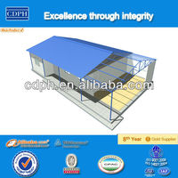 Prefabricated office ,TUV approved Modern Modular house as Living and Office