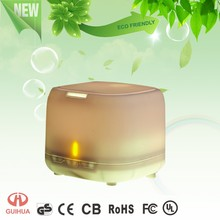 Aroma LED light mist humidifier Fragrance Ultrasonic Diffuser Aroma Air Diffuser