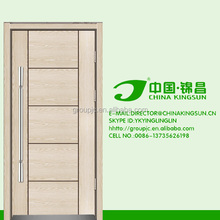 interior solid wooden design china door factory good quality cheap interior