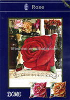 cross stitch picture of latest handmade embroidery designs for home decoration