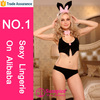 Sunspice sexy cute bunny lingerie animal sexy movie with women costume