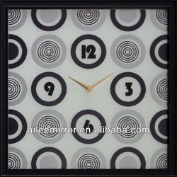 2013 New design george nelson clock latest wall clock antique table clock
