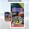 Dried Laver Seaweed Filar Nutrition Healthy Food High Quality Master Chu 100g