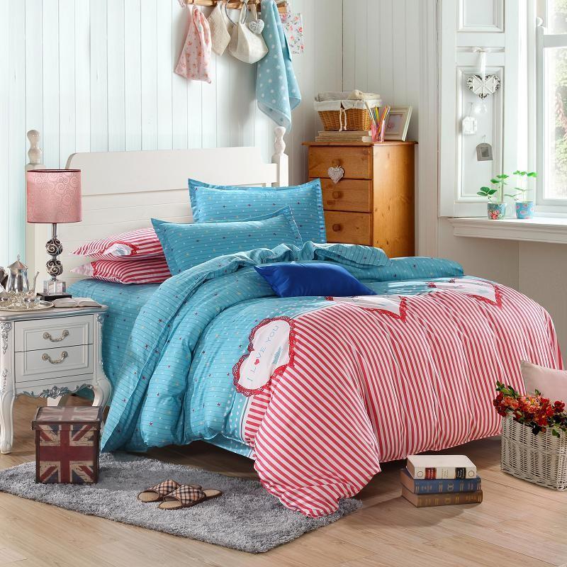 High Quality 100 Cotton Kids Bedding Set Cotton Duvet