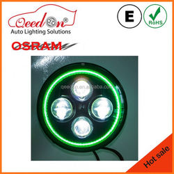 Qeedon excellent emark dot 7'' for Suzuki sx4 led drl