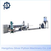 plastic granulating machine plastic granule raw material machine recycle plastic granules making machine price
