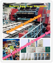 Paper Egg Tray/egg box/fruit tray Machine