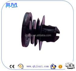 Customised Plastic Auto Clips Black