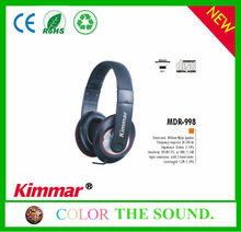 Business Class Studio Headset Over Head Headphone With Microphone