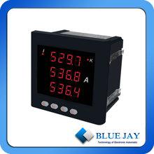 BJ-193I Large LED Three phase current meter ampere measurement Panel Meter