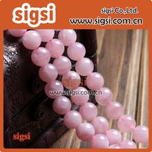 Hot New Product 2015 Round Shape Gemstone For Girl