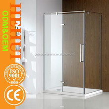 Attractive appearance glass shower door complete shower cabin shower cubicles for small bathrooms KM-9010-023A