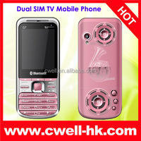 Low Price China Mobile Phone with tv out function Dual SIM Card FM Radio Bluetooth With LED Torch Big Speaker Unlocked