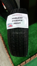 PCR WINTER TIRE 215/65R16 USED FOR ICE AND SNOW AREA