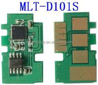 Compatible laser reset for Samsung MLT-D101for ML-2160/2162/2165W/2168/SCX-3400/3405 Toner Chips