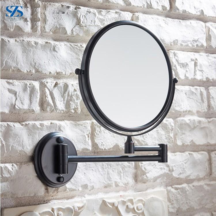 Wall Mount Hinging Adjustable Bathroom Mirror Espelho Ventosa Buy Espelho Ventosa Espelho