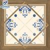 Sunnda 60x60 ancient flower pattern rustic orient ceramic floor tile