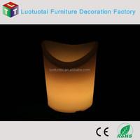 Decorative RGB Rechargeable LED Light Ice Bucket