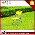Nueva llegada baratos silla plegable de metal, plegable fácil silla