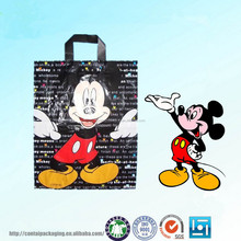 plastic ziplock bag with handle-----one eternal classic