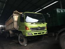 Used Hino Dump truck 2010